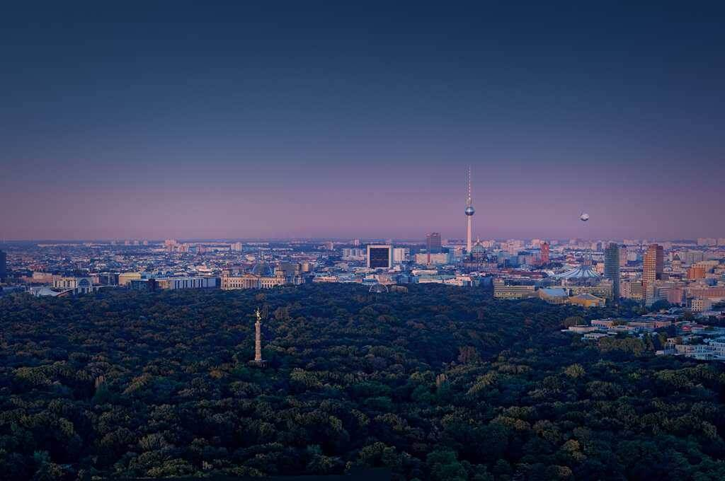 Berlin-I love this city